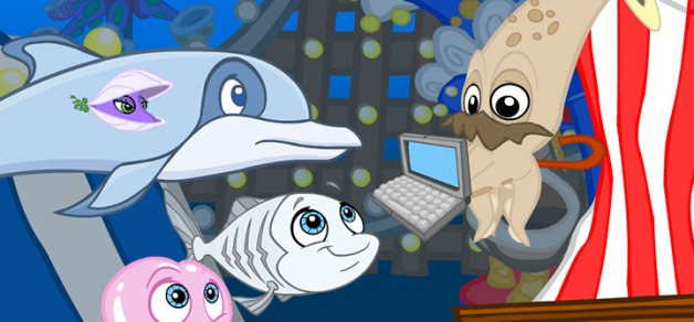 Learn how to stay safe on the internet with Hector & Friends (for KS1)